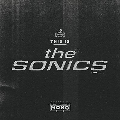The Sonics - This Is The Sonics - Vinyl Lp - New & Sealed