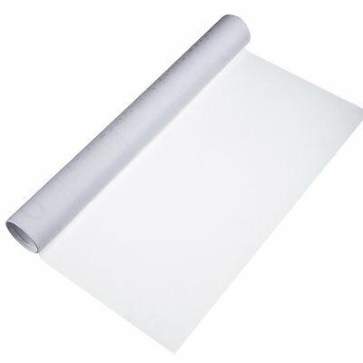 Vinyl Stick on Privacy Opaque Frosted Glass Window Film, Office Home Bathroom