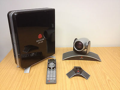 Polycom HDX 7000-1080p HD PAL  Video Conferencing System with Warranty