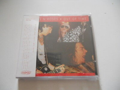 "Guns N' Roses ""Out of Time"" Rare cd live 1987 Taurus Records 108"