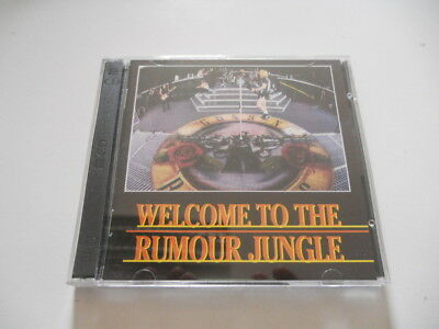 "Guns N' Roses ""Welcome to the rumour jungle"" Rare 2cd Live Taurus Records"