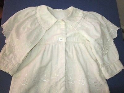 RARE Up for bid is a Baby Long Coat w/ attached Cape - Victorian - Antique