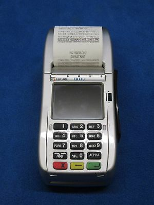 First Data FD130 POS Credit/Debit Card Terminal *Tested/Working*