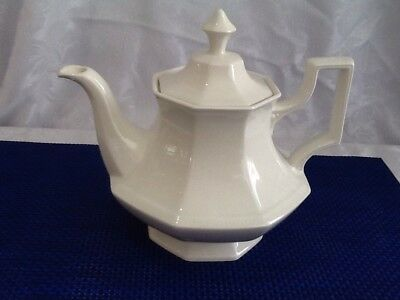 Unmarked China Teapot