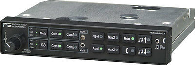 PMA5000 EX Audio Panel,4 posti, auto VOX, music IN, cell IN ** Come nuovo**