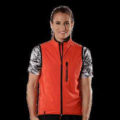Rotwild RCD Body Warm Vest MTB/Race Softshell hotred-2017