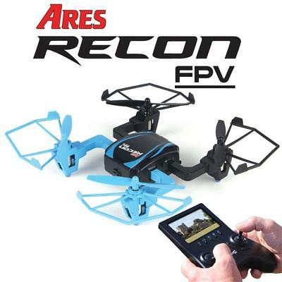 Ares RECONaissance FPV Drone: Live Video Screen Camera 4GB SD Recon FPV RRP £110
