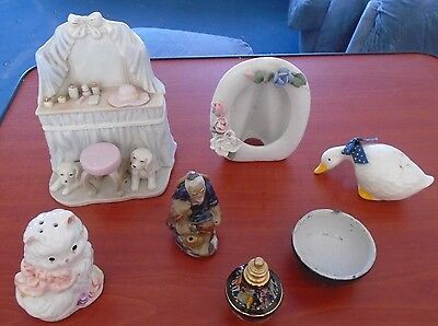 collection of china / porcelain items ornaments (aa) job lot