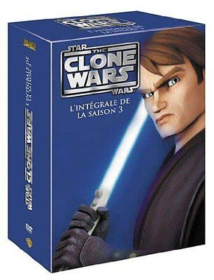 DVD - Star Wars - The Clone Wars - Saison 3