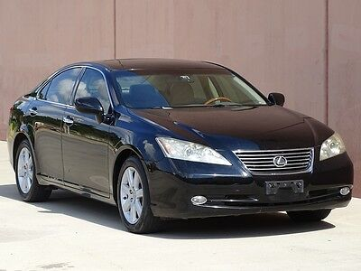2007 Lexus ES Base Sedan 4-Door 2007 LEXUS ES 350 SEDAN 1 OWNER ACCIDENT FREE CARFAX CERTIFIED! XTRA CLEAN!!