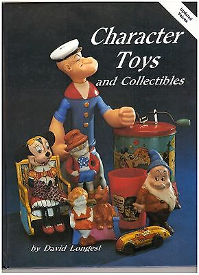 """Gscom """"character Toys And Collectibles"""" Longest Issue 1990, Sehrgut/very Good !"""