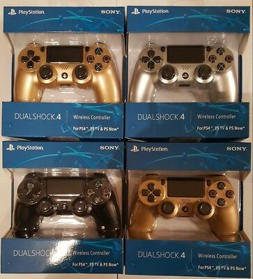 Official Sony Playstation Ps4 Dualshock 4 Wireless Controller