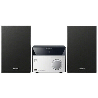 New Sony - CMTSBT20B - Hi-Fi System with Bluetooth and DAB radio from Bing Lee
