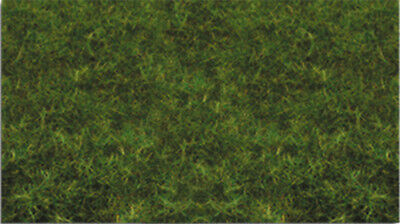 Bachmann-Pull-Apart Static Grass Sheet/Mat - SceneScapes(R) -- Medium Green 1/16