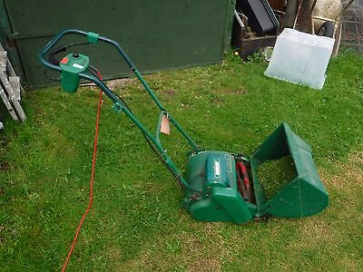 Qualcast Punch  30S Self Propelled  Electric Lawnmower. Variable Speed.
