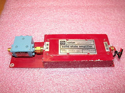 4-8 GHz Power Amplifier VSC 7463 AA