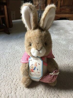 Nwt The Beatrice Potter Collection Flopsy Plush Toy