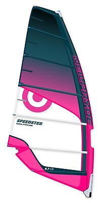 Neil Pryde Windsurf Segel Speedster C2 pink/blue 2018