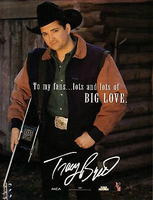 Tracy Byrd 1 Page Clipping