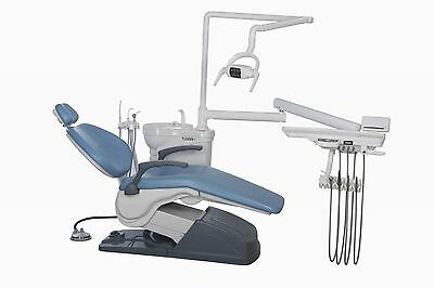 Dental Chair unit FDA CE Approved Model Soft Leather Dentistry Clinic Dentist