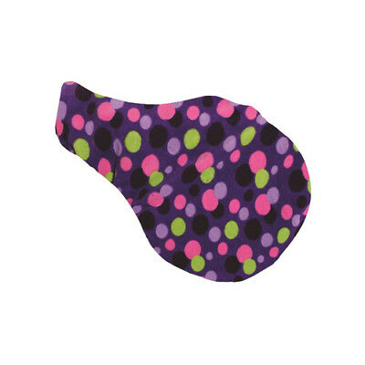 JHL Bubbles Soft Fleece Saddle Cover Protection