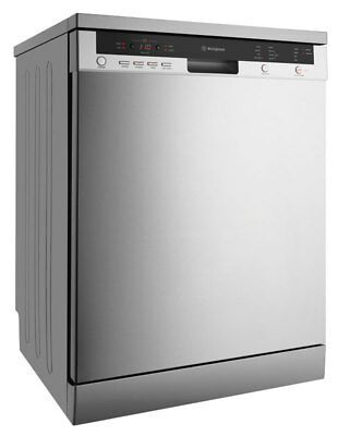 Westinghouse - WSF6608X - 60cm Freestanding Dishwasher WELS 4.5 Star