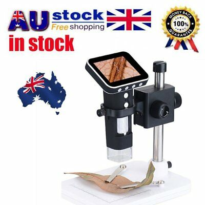 1000X Smart Digital Microscope Wireless Microscope With 3.5 Inch LCD Screen U1