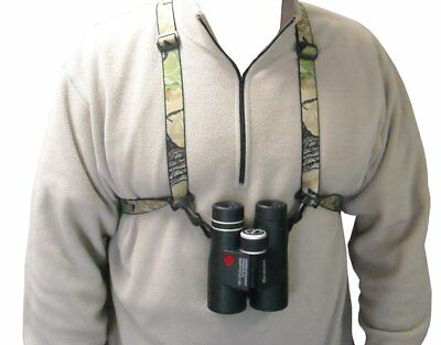 Horn Hunter Bino Harness System Camo  A07000CM
