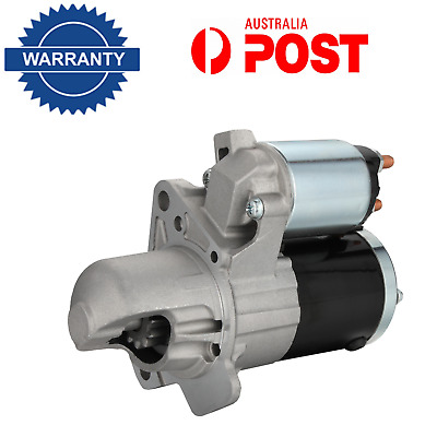Starter Motor Holden Commodore VZ VE 3.6L Petrol V6 (LY7) 2004-2013 High Quality