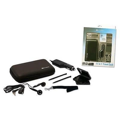 11 in 1 travel pack compatibile nintendo 3ds ds ds lite