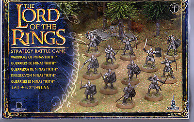 GAMES WORKSHOP 04-08 Warriors of Minas Tirith (Lord of the Rings)