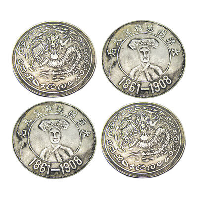 Antique Dollar Empress Dowager Antique currency 1 pcs Dollar Coin Collection