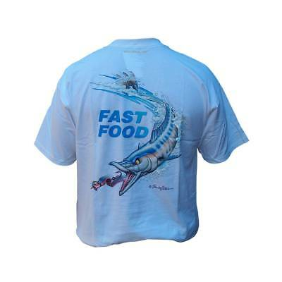 tee-shirts peche aftco fast food