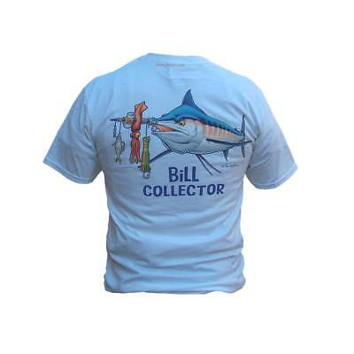 tee-shirts peche aftco bill collector