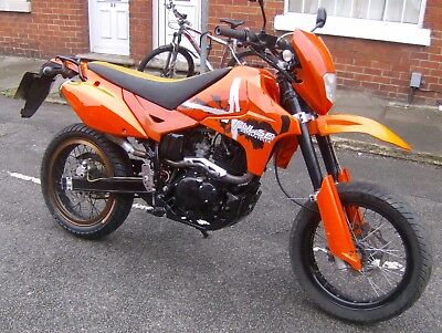 Pulce Adrenaline 125 2013 Comes With 12 Months Mot Very Clean Bike.