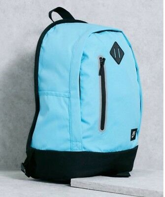 17cb9d0abcfa1 Nike Cheyenne Solid Reflective Backpack Rucksack Blue Training Gym Bag,  Rucksack