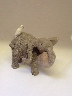 Tuskers Elephant ~ Lewis & Egbert ~ Hand Painted~ VGC