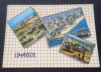 Postcard: 592: Limassol: Used: Posted