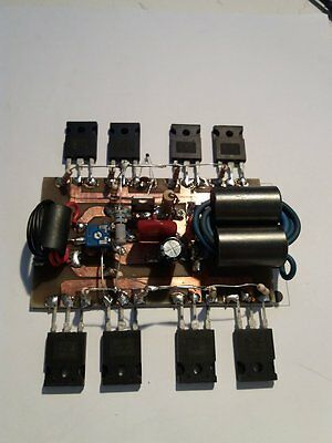 Am Linear Amplifier 150W (600W Pep)