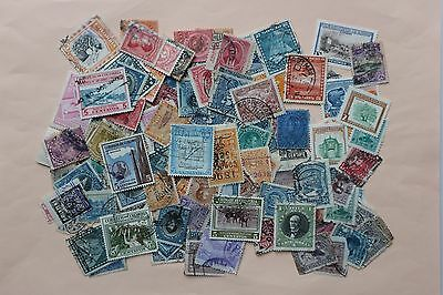 Early South America Collection (200 Stamps)