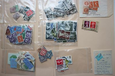 Gb Stamps Miscellaneous Early Qeii & High Values