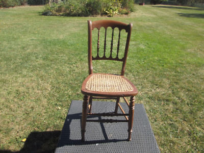 Vintage Cane Bottom Chair! $100.00 or best offer. LOCAL PICK UP ONLY!!