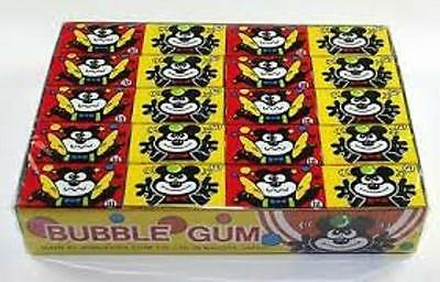 japan Marukawa Bubble Gum chewing gum strawberry flavor lots 60 pcs tasty