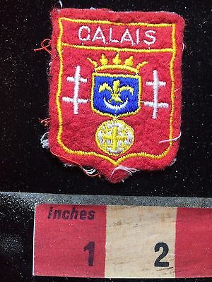 Red Version CALAIS France Patch 78N