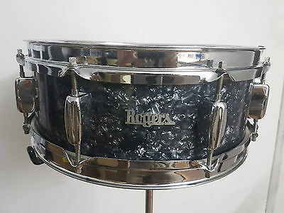 """Vintage 5""""x14"""" Rogers """"Holliday"""" Snare drum '60 """"Made in England"""""""