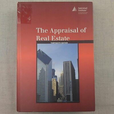 The Appraisal Of Real Estate by Appraisal Institute