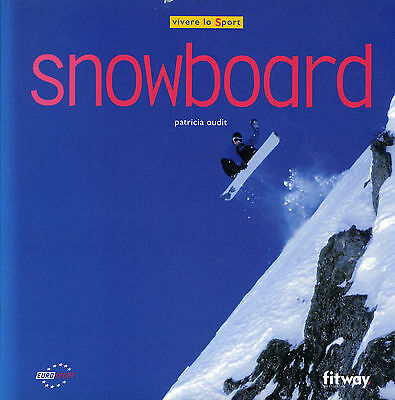 Snowboard - Patricia Oudit - Fitway