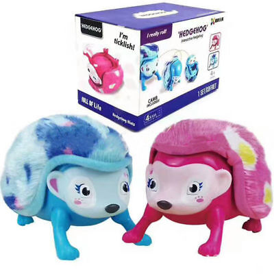 Multi funtion Hedgiez Flip Interactive Hedgehog withTouch Sensors