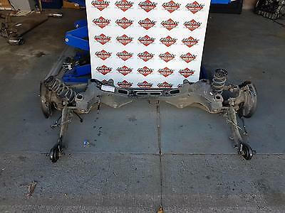 HYUNDAI I30 REAR AXLE ASSEMBLY Mk2 COMPLETE REAR SUSPENSION