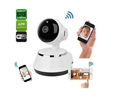 Newborn Baby Monitoring Camera Wireless For iPhone Android Wifi Video Portable